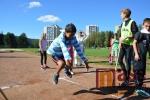 Atletický trojboj na stadionu v Tanvaldě
