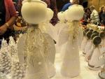 Pro radost pod stromeček si na vánoční trhy přišla tisícovka lidí