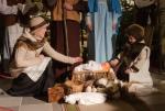 Na Rádle zahájili advent živým betlémem v kostele