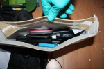Zajištěné věci při operaci AISHA