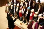Vzpomínková akce s názvem Zapalme svíčku s koncertem DPS Vrabčáci