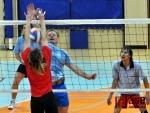 V Jablonci se konal volejbalový turnaj měst.