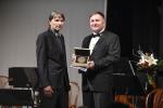 Novoroční koncert a předávání cen Pro Meritis v jabloneckém divadle