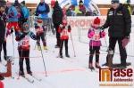 Úvodní závod krajského lyžařského poháru na kolečku v Břízkách