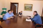 Asistenti prevence kriminality na setkání s primátorem Jablonce