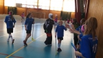 Krajské finále základních škol ve florbale dívek 6.- 8. tříd na ZŠ Smržovka