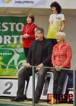 Halové Mistrovství České republiky v atletice veteránů 2017