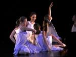 Obrazem: Tanec srdcem - přehlídka děti