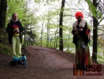 Pohádkový les v Jablonci, který pořádala Pionýrská skupina Tužiňáci