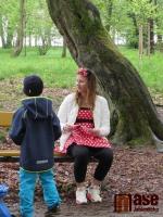 Jarní pohádkohraní ve vratislavickém parku