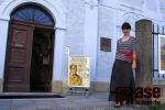 Muzejní noc u kostela svaté Anny v Jablonci nad Nisou