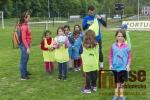 Akce Měsíc náborů na fotbalovém hřišti ve Velkých Hamrech