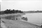 Historické fotografie jablonecké přehrady