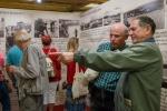 První návštěvníci výstavy Jablonecké moře