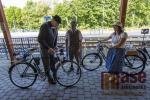 Spanilá jízda Cyklostezkou Járy Cimrmana 2017