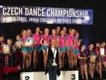 Mistrovství České republiky - Czech dance Championship 2017 v Městské hale v Jablonci