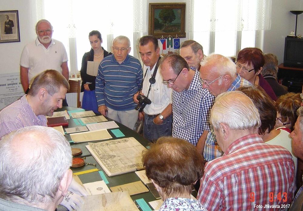 Den otevřených dveří v jabloneckém archivu