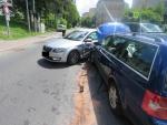 Policie hledá svědky srážky na křižovatce ulic Liberecká a U Nisy