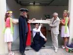 Otevření nových prostor společnosti Kitl a symbolický křest