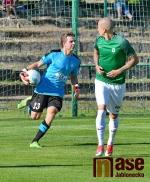 Jiskra Mšeno-FK Jablonec  1:4