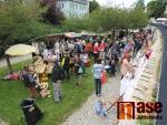 Tatrhy v Jablonci nabídly skvělé jídlo, hudbu i pravý bleší trh
