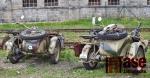 Živá ukázka historické bitvy z konce 2. světové války nazvaná Transportní vlak 1945