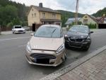 Ve Splzově řidič nedal přednost v jízdě při vyjíždění z parkoviště
