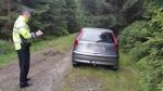 Policisté kontrolovali houbaře i motoristy v lesích v Jizerských horách