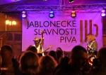 Argentinská kapela Demian Band na Jabloneckách pivních slavnosteh 2017