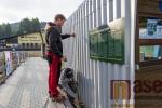 Slavnostní otevření Bikeparku na Tanvaldském Špičáku