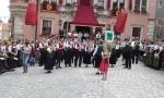 Hudebníci z Mladé dechovky Jablonec se v bavorském partnerském městě Kaufbeuren účastnili proslulého Tanzelfestu