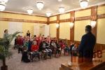 Návštěva prvňáčků na tanvaldské radnici
