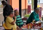 Příjemné setkání fotbalových legend
