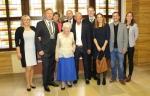 Paní Hannelore Singer na návštěvě v Jablonci nad Nisou