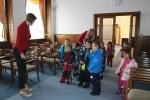 Návštěva dětí z MŠ Na Kopečku na jablonecké radnici
