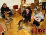 V první pomoci pro psy se školili majitelé na celodenním semináři