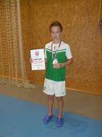 Mladší žáci FK Jablonec obsadili 3. místo na halovém šampionátu