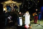 Slavnostní představení betlému v Jindřichově