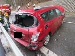 Nehoda u Železného Brodu