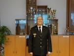 Hasiči poděkovali za 15 letou službu Jaroslavu Víznerovi