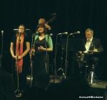 Soubor Linha Singers zazpíval v jabloneckém divadle