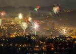 Obrazem: Jak Jablonec slavil silvestrovskou noc