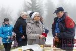 Novoroční výstup na rozhlednu Štěpánka 2018