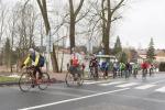 Novoroční cyklistická vyjížďka libereckých a jabloneckých cyklistů