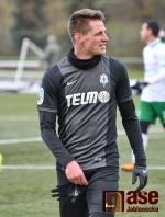 Přípravné přátelské utkání FK Jablonec - Velké Hamry
