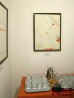 Vernisáž výstavy manželů Nepasických v galerii MY