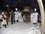 Druhé setkání v Lesoparku na Příchovicích