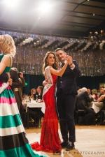 Maturitní ples O4.A VOŠMO a OA 2018