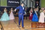Obrazem: Maturitní ples Gymnázia Tanvald 2018