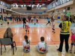 Volejbalové naděje naplnily sportovní halu
